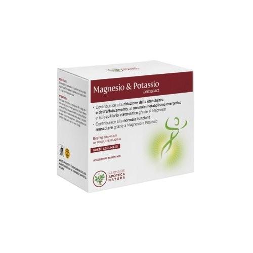 Magnesio & Potassio...
