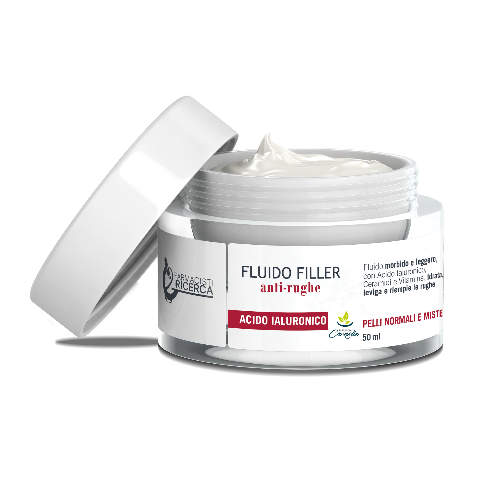 Fluido filler antirughe 50 ml