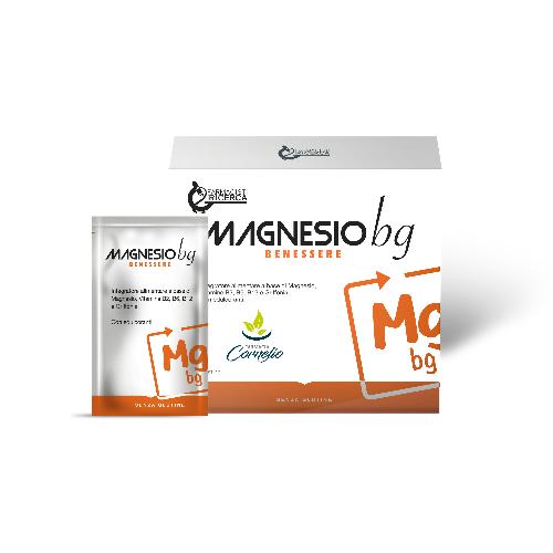 Magnesio bg benessere 20...